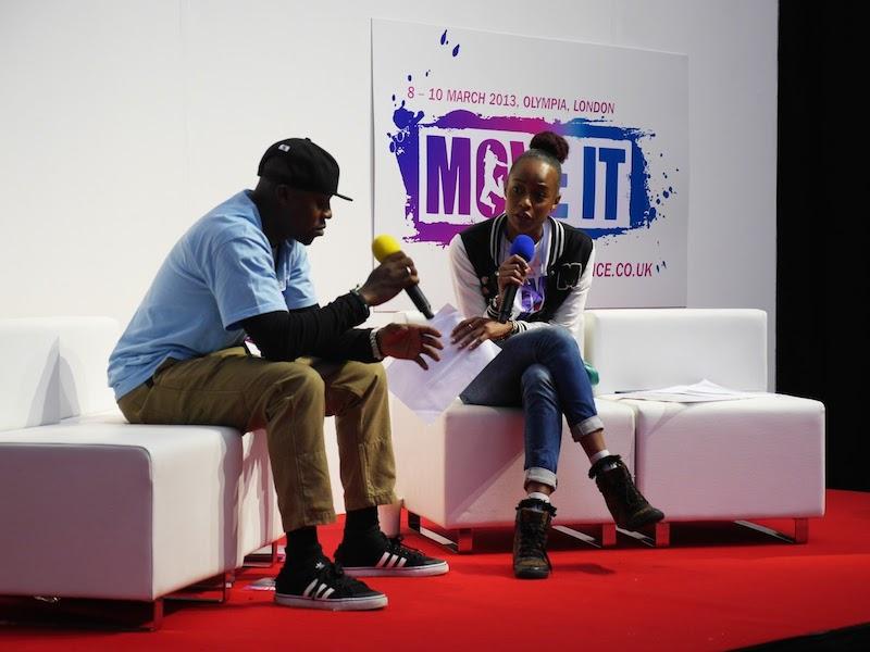 interview-sofa cu Hakeem Onibudo, gazda Freestyle Stage-ului, despre noul său proiect, moderat de Annaliese Dayes (jurnalist, blogger, model)