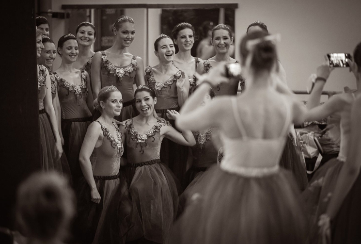 balerine vesele